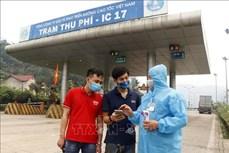 Dịch COVID-19: Lào Cai lập thêm 8 chốt kiểm soát dịch