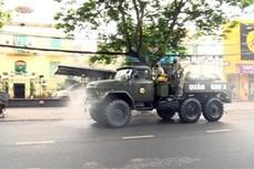 Thủ tướng Chính phủ gửi Thư khen ngợi cán bộ, chiến sĩ Quân đội trong phòng, chống COVID-19