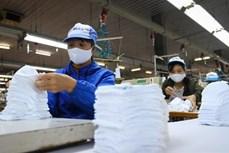 VINATEX向市场提供600万副口罩