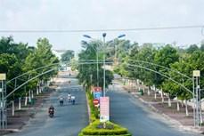 Công nhận thị xã Ngã Năm và thành phố Quy Nhơn hoàn thành xây dựng nông thôn mới