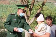 Những chiến sỹ quân hàm xanh trên tuyến đầu chống dịch Covid-19 (Bài 2)