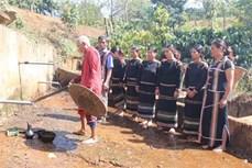 Lễ cúng bến nước của người Êđê: Từ ý nghĩa tâm linh đến ý thức bảo vệ sinh thái