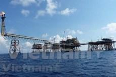 年初越南石油开采量超出年度计划的11.5%