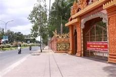 Đồng bào Khmer vui đón Tết cổ truyền Chôl Chnăm Thmây: Tròn bổn đạo và an toàn cho sức khỏe