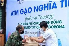 """Dịch COVID-19: """"ATM gạo nghĩa tình"""" ấm lòng người nghèo ở Đắk Lắk"""