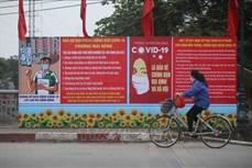 Hà Nội tiếp tục thực hiện giãn cách xã hội ít nhất đến ngày 22/4