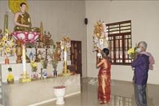 Bình Phước: Đồng bào Khmer đón Tết cổ truyền tại nhà ấm áp, an toàn và tiết kiệm