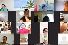 旅居俄罗斯越南人社团新冠肺炎疫情抗击网络予以成立