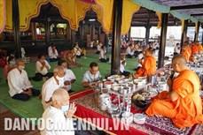 """""""Lắng đọng"""" Tết Chôl Chhnăm Thmây của đồng bào Khmer"""