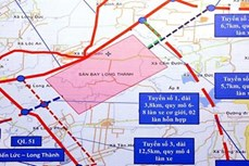 Khởi công khu tái định cư dự án sân bay Long Thành