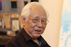 Họa sỹ Trần Khánh Chương, nguyên Chủ tịch Hội Mỹ thuật Việt Nam qua đời