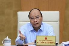 """Thủ tướng Nguyễn Xuân Phúc: """"Nếu phát hiện thao túng giá, đầu cơ, trục lợi phải xử lý theo quy định pháp luật"""""""