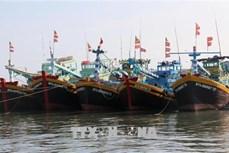 解除IUU黄牌警告:密切监控渔船航行 严禁渔民侵犯国外海域