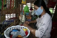 Kiên Giang: Nữ Bí thư Chi bộ - Trưởng ấp hết lòng chăm lo cho người nghèo
