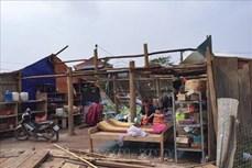 Mưa lớn, gió lốc gây thiệt hại nặng nề tại Yên Bái, Điện Biên: 1 người tử vong do sét đánh