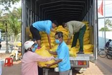 Hỗ trợ gần 880 tấn gạo cho tỉnh Cao Bằng