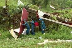 Khẩn trương khắc phục hậu quả mưa đá, dông lốc tại Lào Cai