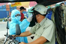 胡志明市确定未来时间疫情感染三大风险