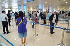 越南航空局要求各家航空公司严格遵守防疫规定