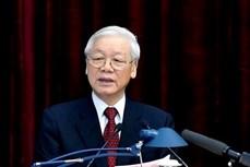 越共中央总书记、国家主席阮富仲:越共十三大人事准备工作中部分重大问题