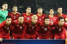 国际足联向越南足协提供50万美元的补助