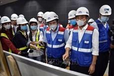 胡志明市将尽快运输日本列车到越南