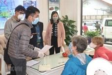 越南为受疫情影响留在越南的外国公民办理签证和居留证延期创造便利条件