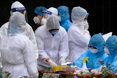 Dịch COVID-19: Hà Nội khẩn trương rà soát những người liên quan ổ dịch tại Bệnh viện Bạch Mai