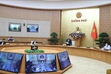 政府总理阮春福:社会增速放缓,但从事防疫工作的人员需提速