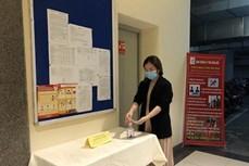 Cụm dân cư an toàn phòng, chống dịch COVID-19: Sáng tạo từ thực tế tại Hà Nội