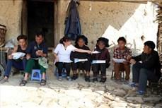 Chung tay giúp đỡ người nghèo ở vùng cao Lai Châu