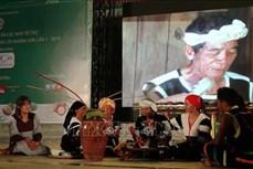 Bảo tồn, phát huy trang phục truyền thống các dân tộc ở Khánh Hòa