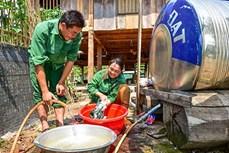 Huyện mới Ia H'Drai loay hoay với bài toán nước sạch