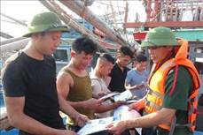加大对渔民的法律宣传力度 助力渔民安心出海谋生