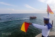中国在东海上的违法行为与日俱增