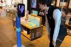 Nhật Bản phát triển robot điều khiển từ xa