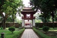 文庙-国子监等河内旅游景点将于5月14日恢复开放