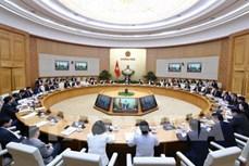 Nghị quyết phiên họp Chính phủ thường kỳ tháng 4/2020