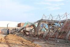 同奈省一建筑工地现场发生重大事故 政府总理下发紧急公函要求尽快解决善后事宜