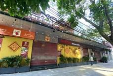 自5月4日起河内市非经营生活必须品商店每日上午9时后开店