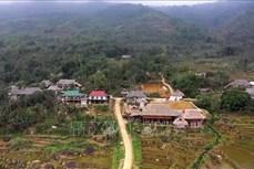 Hỗ trợ xây dựng nông thôn mới và giảm nghèo vùng cao Bá Thước