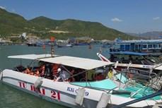 越南旅游:庆和省芽庄旅游码头投入试运营