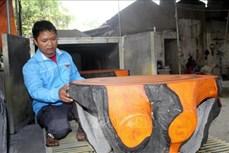 Thanh Hóa: Thanh niên làm giàu với mô hình sản xuất, kinh doanh đá mỹ nghệ