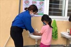 UNICEF tiếp tục hỗ trợ các chương trình nước sạch, vệ sinh môi trường đến với trường học