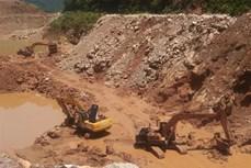 Thái Nguyên: Không còn hiện tượng khai thác khoáng sản trái phép ở huyện Đại Từ