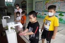 Bộ Giáo dục và Đào tạo: Không bắt buộc học sinh đeo khẩu trang trong lớp