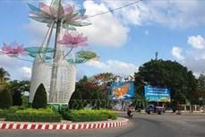 Trà Vinh đẩy nhanh tiến độ xây dựng nông thôn mới ở huyện Càng Long