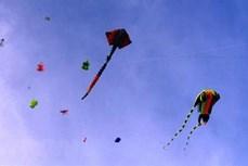 放风筝——童年的游戏