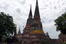 Ayutthaya - sự pha trộn giữa hiện tại và quá khứ