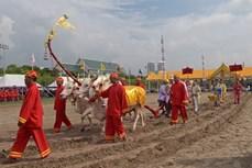 Lễ hội đi cấy, đi cày Hoàng gia Thái Lan